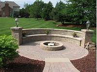 inspiring patio design fire pit ideas Inspiration for Backyard Fire Pit Designs - Decor Around ...