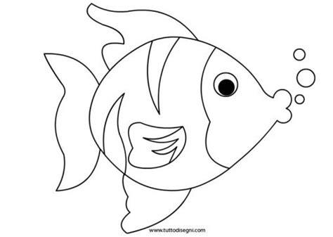 pesci da colorare per bambini scuola infanzia pesce da colorare coloring pages pesce disegni e