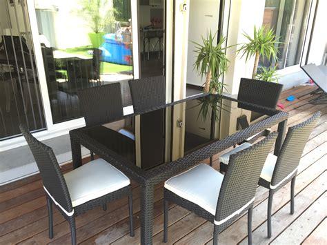table et chaise de jardin pas cher table exterieur jardin table et chaise de jardin en bois