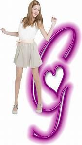 Alfabeto de Violetta bailando Oh my Alfabetos!
