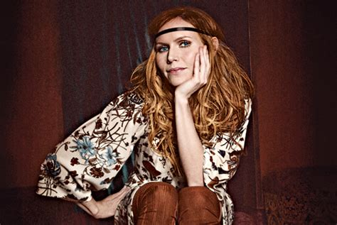 The Cardigans' Nina Persson Makes A Camp in New York