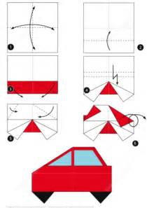 origami car instructions  printable