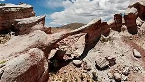 Trekking, Al, Puente, Del, Diablo, -, Tres, Cruces