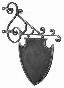 Hanging Bracket,House Signs,Wrought Iron,Somerset