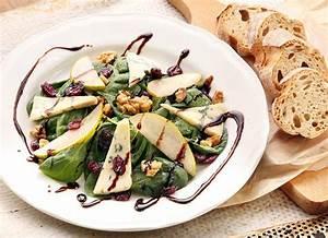 Salat Mit Spinat : frischer spinat salat mit gorgonzola und birnen ~ Orissabook.com Haus und Dekorationen