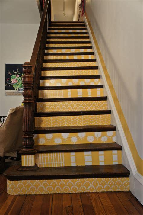 Katelewisart Painted Steps