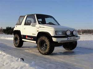 Suzuki Vitara 4x4 : suzuki vitara off road 1 6 8v 1990r seryjny silni ~ Nature-et-papiers.com Idées de Décoration
