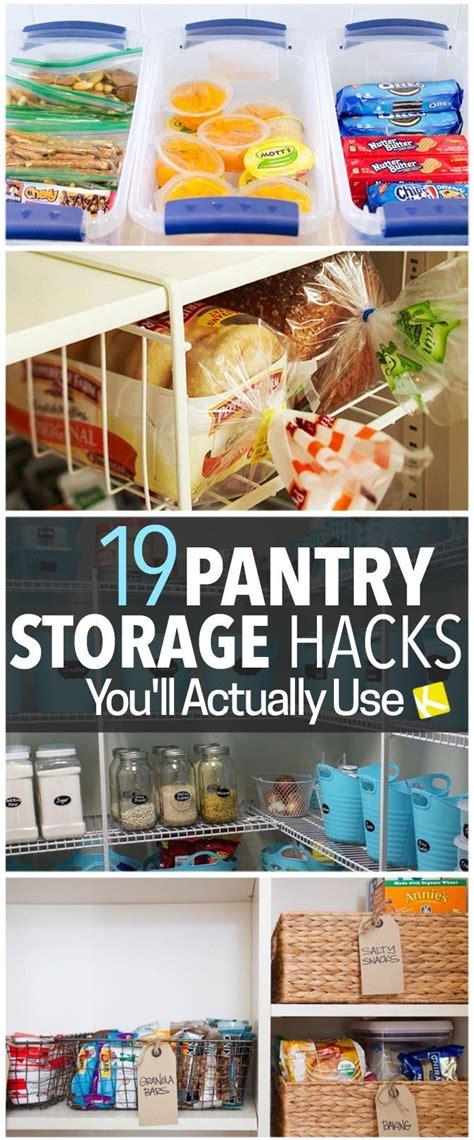 kitchen storage hacks 2717 best home organization ideas images on 3149