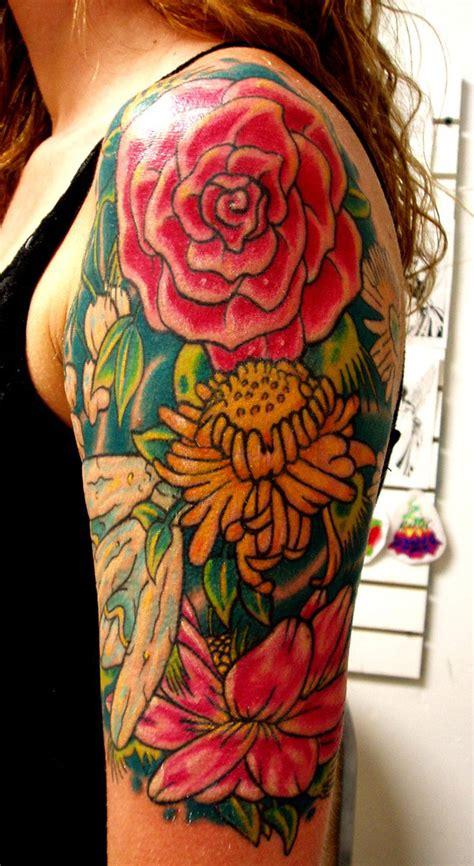 beautiful tattoo sleeve designs