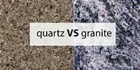 quartz vs granite countertops QUARTZ VS GRANITE: what's best for you? - Marble Creations