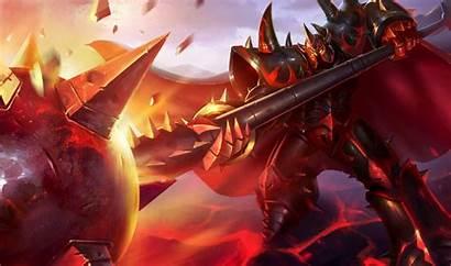 Mordekaiser League Legends Lol Wallpapers Desktop Champion