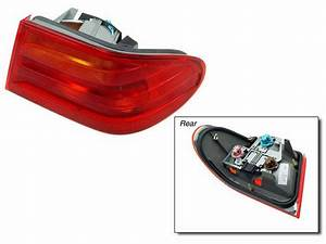 For 1997 Mercedes E420 Tail Light Assembly Right Outer