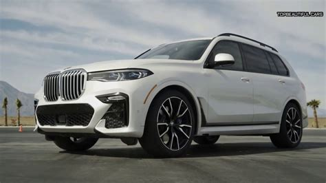 2020 Bmw X7 by 2020 Bmw X7 Interior And Exterior