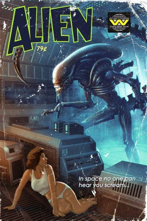 vintage pulp book covers  star wars   science