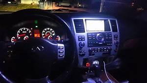 2010 Infiniti Qx56 L E D Interior Lights Upgrade