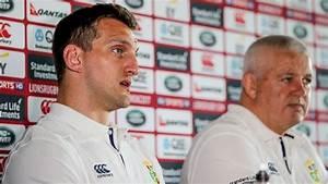 Press Conference: Gatland & Warburton excited to get ...