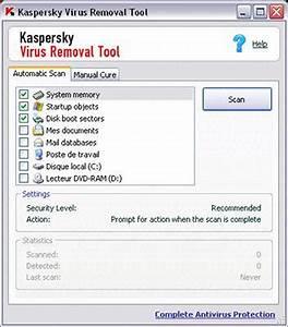 Antivirus En Ligne Kaspersky : t l charger kaspersky virus removal tools telecharger antivirus gratuit ~ Medecine-chirurgie-esthetiques.com Avis de Voitures