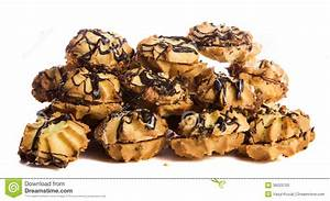 Pile Of Cookies Stock Photos - Image: 36033703