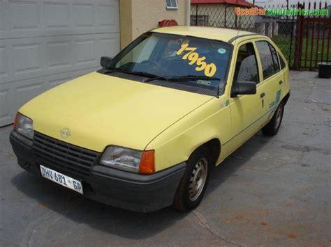 Opel Car For Sale by 1987 Opel Kadett 1300 Cub Used Car For Sale In Gauteng