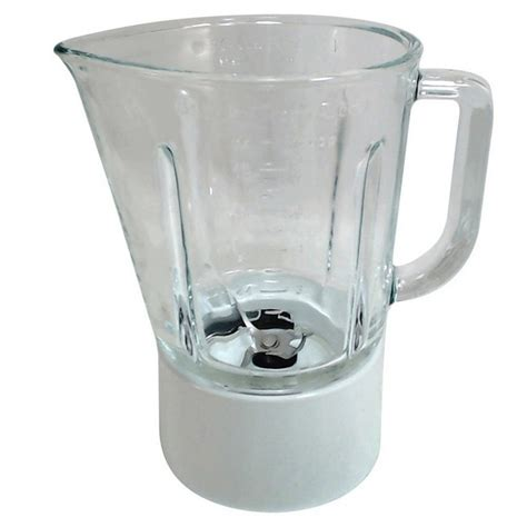 Kitchenaid Blender Parts Ksb50b3 by Kitchenaid W10279528 Glass Blender Jar Assembly White