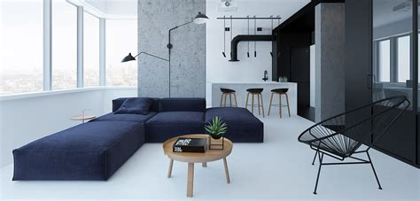 Apartment Living For The Modern Minimalist by Minimalist Apartment In Kiev Ukraine Boasts Modern
