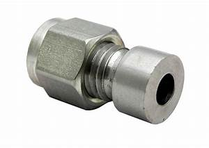 Thermocouple Compression Fitting Adapters Direct Weld 316