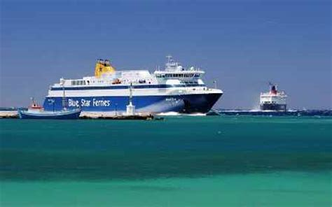 Boat From Athens To Mykonos by Winter Time Table For Ferries To From Mykonos
