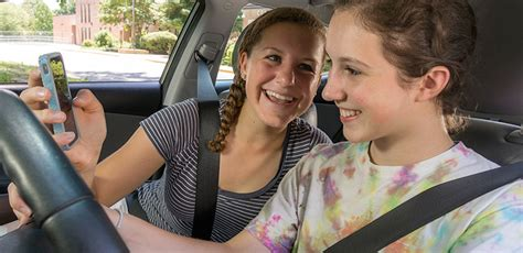 teen driver distraction california