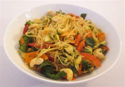 noodle salad recipes cold cold asian noodle salad reciperobins key