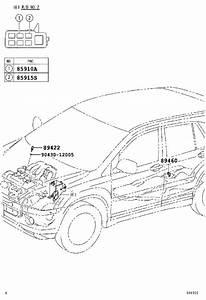 Lexus Rx 400h Engine Coolant Temperature Sensor