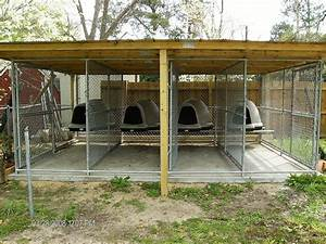 Multiple dog kennel dog kennels pinterest dog dog for Dog kennels for multiple dogs