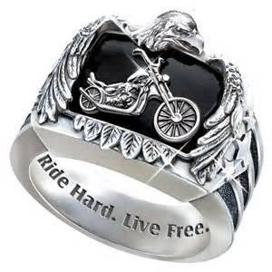 biker wedding rings harley davidson mens ring deco rings engagement hr