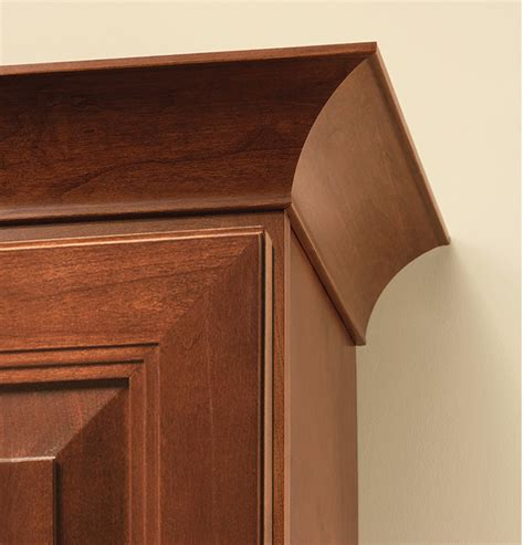 shaker crown molding pink birch cabinet crown molding the finishing touch