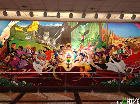 denver international airport murals in order denver international airport the new world order 13