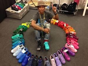 Pharrell Williams x adidas Originals Superstar 80s ...