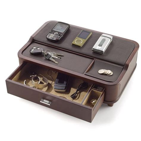 mens dresser valet with charger 17 best images about work desk on tablet stand