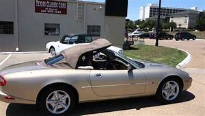 Jaguar Xk8 Cabriolet : 1999 jaguar xk8 convertible youtube ~ Medecine-chirurgie-esthetiques.com Avis de Voitures
