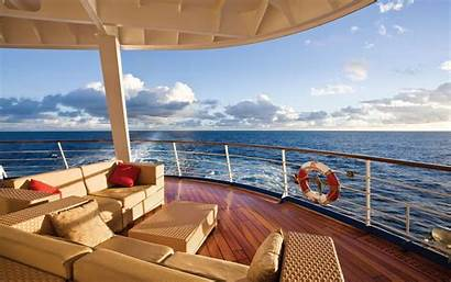 Yacht Luxury Yachts Private Wallpapers Deck Mega
