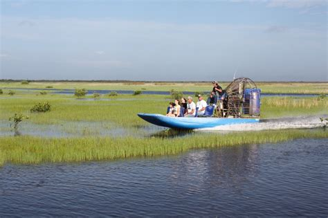 Everglades Airboat Tour Captain Doug by Airboat Tour History Captain Mitch S Everglades