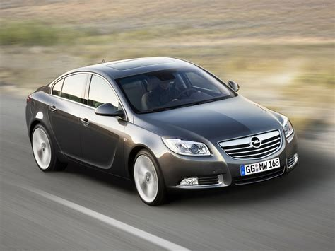 Opel Insignia Exotic Car Image #10 Of 26  Diesel Station