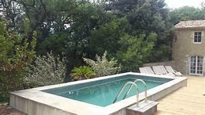 Location drome provencale locations maison de vacances a for Location maison avec piscine en ardeche