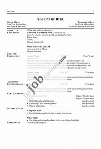 Examples Resumes Resume A Good With Summary For 89