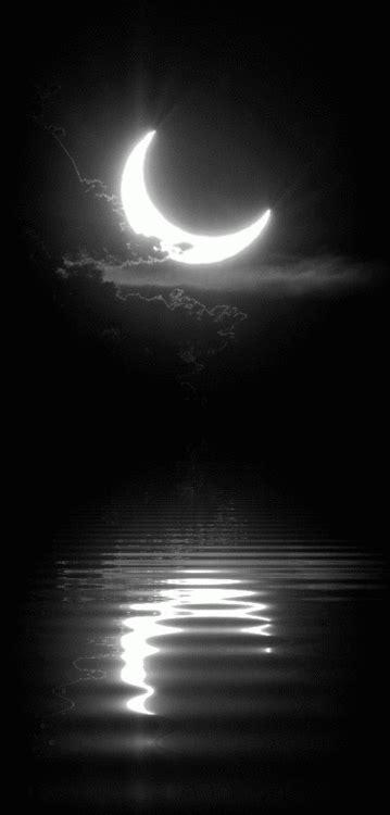 beautiful animated moon art gifs   animations