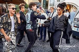 BONNE New York - Dolce & Gabbana Spring Summer 2017 Ad ...