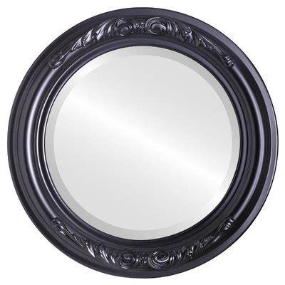 house  hampton winfrey framed  accent mirror wayfair   gambar