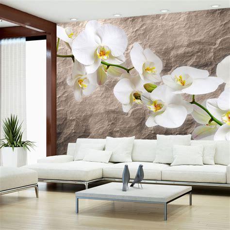 wandbilder mit sprüchen vlies fototapete tapete wandbilder tapete blumen 400x270 10080906 15 ft tt ebay
