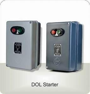 Excel 3 Phase Dol Motor Starter  180 To 415v Ac  Rs 1