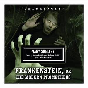Frankenstein - Audiobook by Mary Shelley