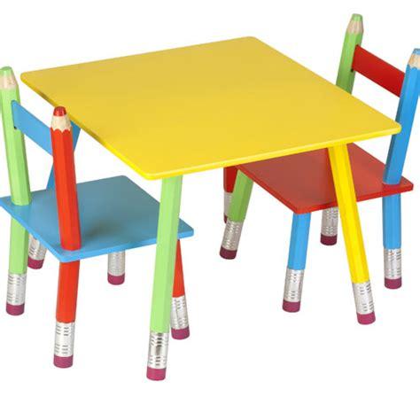 siege de la redoute table et chaise enfant