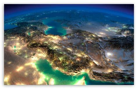 nice satellite images  iran ultra hd desktop